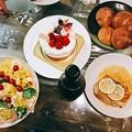 Photos: クリスマスご飯