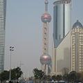 Photos: 朝の上海TV塔