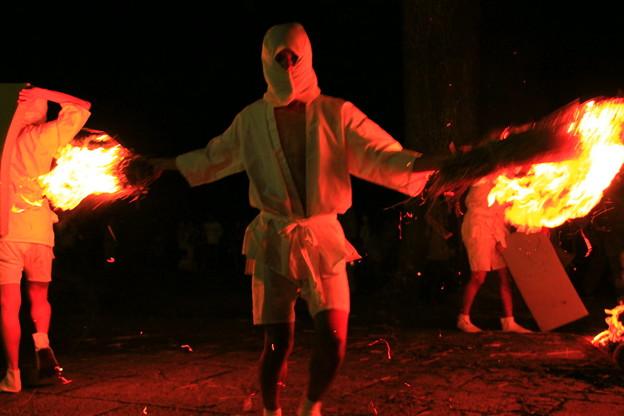 炎の奇祭・タバンカ祭り
