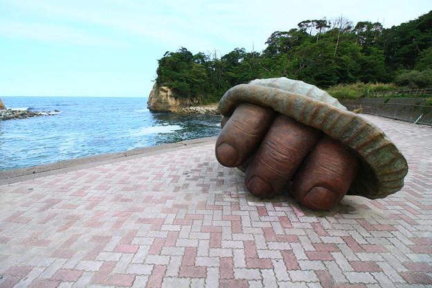 Photos: 茨城県北芸術祭 250  高戸海岸