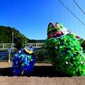 Photos: 茨城県北芸術祭 601 竜神大吊橋