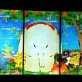 写真: 茨城県北芸術祭 124  チームラボ