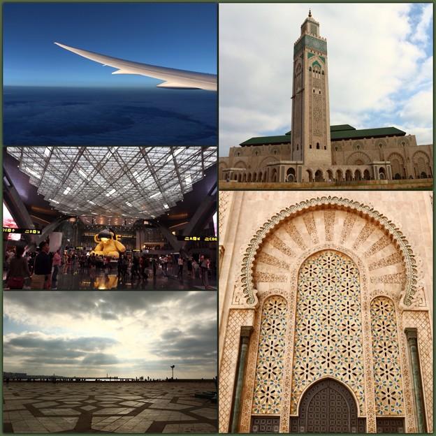 モロッコ1日目