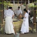 Photos: 28.7.6御釜神社藻塩焼神事