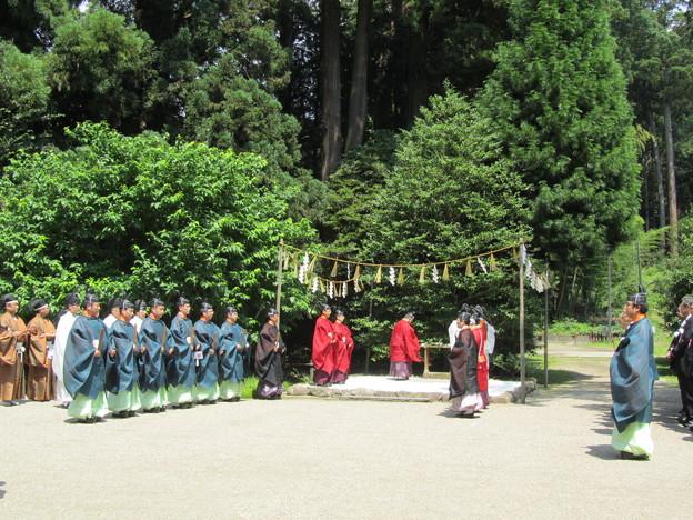 28.7.10鹽竈神社例祭