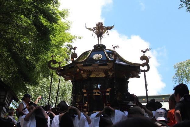 28.7.18塩竈みなと祭(その1)