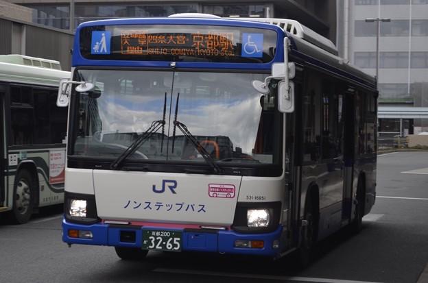 Photos: 西日本JR531-16951-京都駅