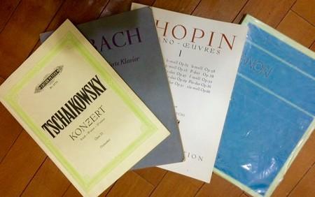 中野 江古田 バイオリン 個人レッスン ヴィオラ 吉瀬弥恵子 ワイズ音楽教室 ピアノの楽譜