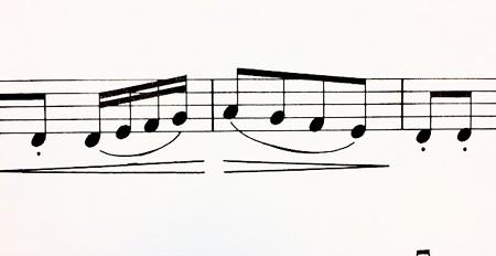 東京・中野・練馬・江古田、ヴァイオリン・ヴィオラ・音楽教室<br /> リズム