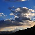 そこには富士山がみえていました