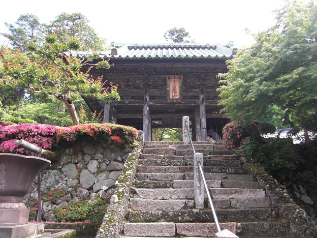西国第29番 青葉山松尾寺