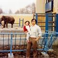 写真: 帯広市 帯広動物園 1979年
