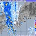 Photos: 雨雲縦断