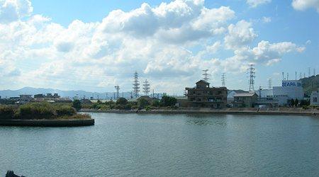 三原川河口21