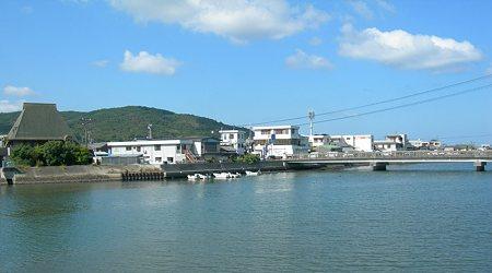三原川河口28