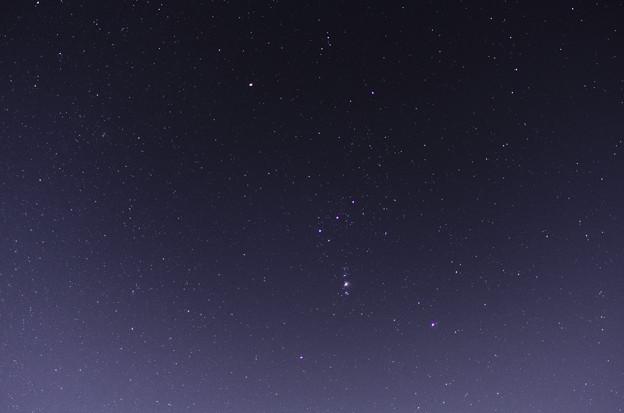"""オリオン座(2017/2/13)""""Fuji Velvia 100 Generic"""""""