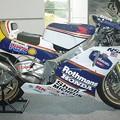 写真: 24 1989 Rothmans HONDA NSR500 Eddie Lawson ロスマンズ ホンダ エディー・ローソン e610