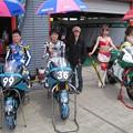 写真: 2014 36 吉広光 HONDA NSF250R CLUBNEXT and MOTOBUM MFJ 全日本ロードレース J-GP3 ホンダ SUPERBIKE もてぎ IMG_8224