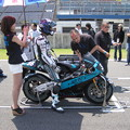 Photos: 2014 36 吉広光 HONDA NSF250R CLUBNEXT and MOTOBUM MFJ 全日本ロードレース J-GP3 ホンダ SUPERBIKE もてぎ IMG_7981