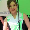 写真: 鈴鹿8耐 柳川明 渡辺一樹 藤原克昭 KAWASAKI ZX-10R Team GREEN カワサキ IMG_0440