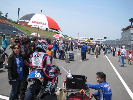 岡崎静夏 HONDA NSF250R Kohara MFJ 全日本ロードレース J-GP3 SUPERBIKE もてぎ jrr IMG_8013