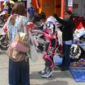 Photos: 岡崎静夏 HONDA NSF250R Kohara MFJ 全日本ロードレース J-GP3 SUPERBIKE もてぎ jrr P1340645