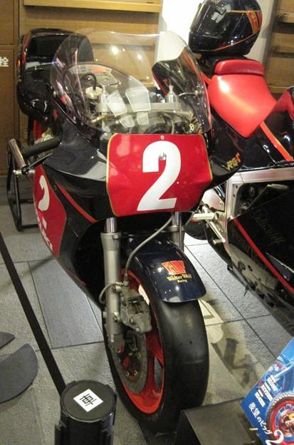 写真: 04 1986 SUZUKI RG500γ ganma スズキ ガンマ 水谷勝 Masaru Mizutani 全日本ロードレース jrr IMG_9851