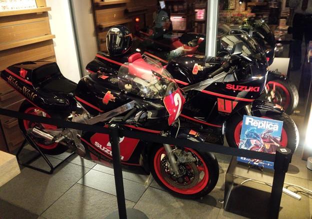 10 1986 SUZUKI RG500γ ganma スズキ ガンマ 水谷勝 Masaru Mizutani 全日本ロードレース jrr 210114582_org.v1409822126