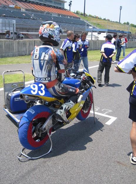 写真: 903 畑中要 FTR タイヤナビ 遠藤住宅 HONDA NSF250R 全日本ロードレース J_GP3 SUPERBIKE IMG_8001