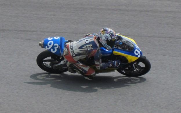 写真: 908 畑中要 FTR タイヤナビ 遠藤住宅 HONDA NSF250R 全日本ロードレース J_GP3 SUPERBIKE IMG_5817
