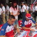 写真: IMG_0568 ジュリアン・ダ・コスタ セバスティアン・ジンバート フレディ・フォレイ Honda 鈴鹿8耐 ENDURANCE