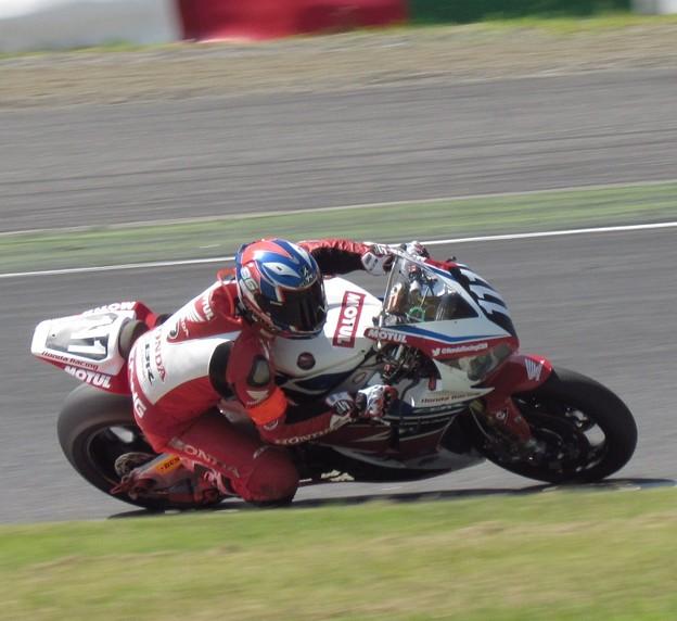 写真: IMG_8929 ジュリアン・ダ・コスタ セバスティアン・ジンバート フレディ・フォレイ Honda 鈴鹿8耐 ENDURANCE