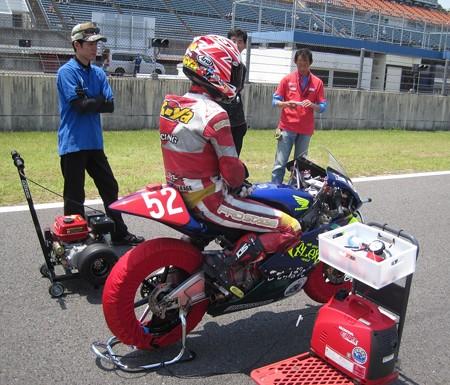 IMG_7987 2014 52 古澤幸也 FLEX RacingTEAMHONDA NSF250R 全日本ロードレース J-GP3
