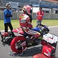 写真: IMG_7987 2014 52 古澤幸也 FLEX RacingTEAMHONDA NSF250R 全日本ロードレース J-GP3