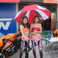 写真: 國川浩道 山口辰也 小林龍太 Honda CBR1000RR 鈴鹿8耐 TOHO MORIWAKI IMG_9155