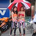 写真: 國川浩道 山口辰也 小林龍太 Honda CBR1000RR 鈴鹿8耐 TOHO MORIWAKI IMG_9156