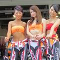 写真: 國川浩道 山口辰也 小林龍太 Honda CBR1000RR 鈴鹿8耐 TOHO MORIWAKI IMG_9205