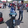 写真: 02 2014 佐藤正之 CLUBNEXT MOTOBUM HONDA NSF250R 全日本ロードレース J-GP3 SUPERBIKE IMG_7989