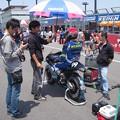 写真: 03 2014 佐藤正之 CLUBNEXT MOTOBUM HONDA NSF250R 全日本ロードレース J-GP3 SUPERBIKE IMG_8009