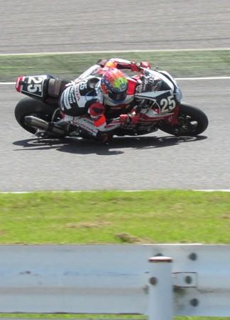 503 2014 安田毅史  森井威綱 日浦大治朗 スズカレーシング Honda CBR1000RR 鈴鹿8耐 SUZUKA8HOURS SIMG_9015