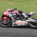 写真: 504 2014 安田毅史  森井威綱 日浦大治朗 スズカレーシング Honda CBR1000RR 鈴鹿8耐 SUZUKA8HOURS SIMG_0969