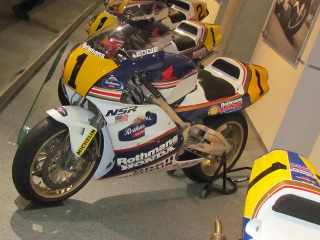IMG_3935 1989 Rothmans HONDA NSR500 Eddie Lawson ロスマンズ ホ