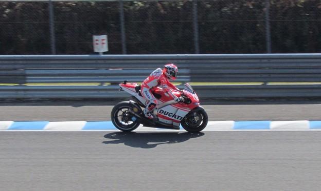 写真: 2 Andrea DOVIZIOSO Ducati Japan motogp motegi IMG_2749