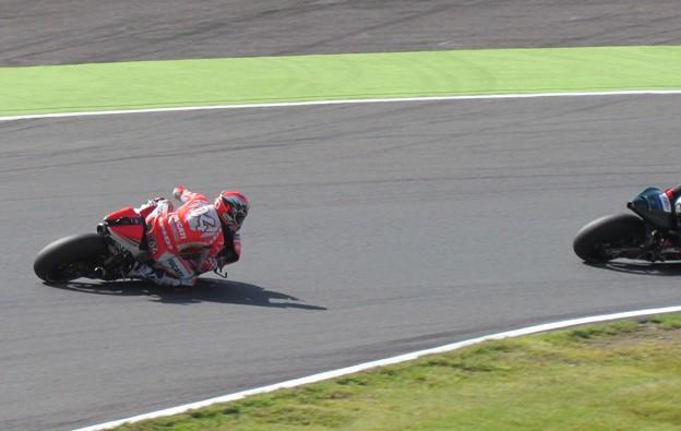 写真: 2 Andrea DOVIZIOSO Ducati Japan motogp motegi IMG_2771