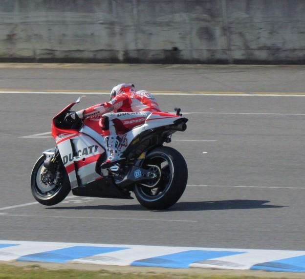 写真: 2 Andrea DOVIZIOSO Ducati Japan motogp motegi IMG_3055