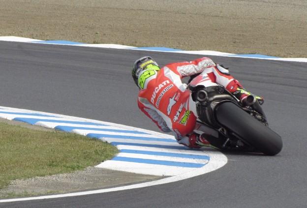 写真: 2 35 Cal CRUTCHLOW Ducati Japan motogp motegi IMG_2073