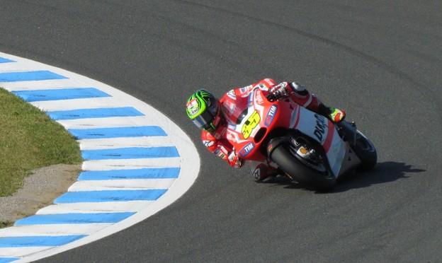 写真: 2 35 Cal CRUTCHLOW Ducati Japan motogp motegi IMG_3086