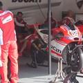 写真: 2 Ducati Team motogp motegi 2014 IMG_1935