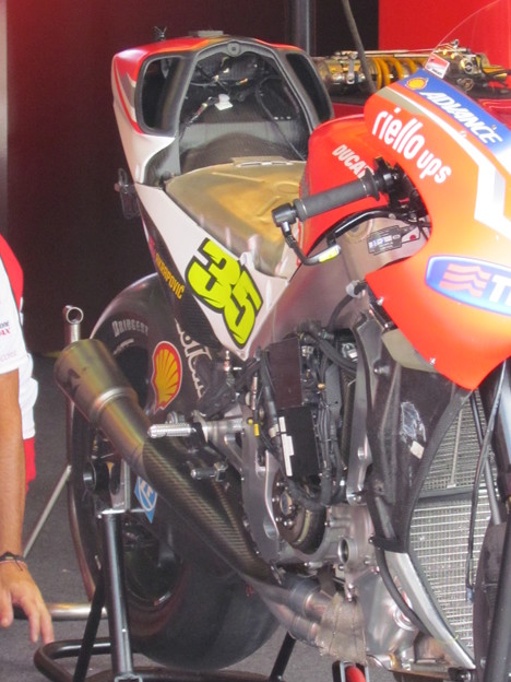 Photos: 2 35 Cal CRUTCHLOW Ducati Japan  motogp motegi もてぎ 2014 IMG_1940