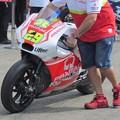 写真: 2 29 Andrea IANNONE Pramac Ducati Japan  motogp motegi もてぎ 2014 IMG_1959